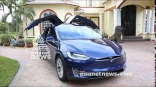 Tesla Electric Car   America ee Azhcha 13 Nov 2017