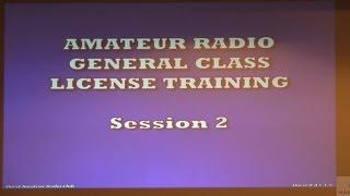 Ham Radio 2.0: Episode 66, Part 2 - General License Training Class