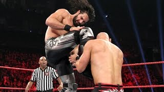 Has Seth Rollins Stolen His New Finisher?