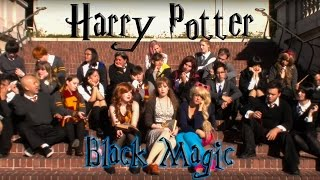 Hogwarts Black Magic - Harry Potter Music Video
