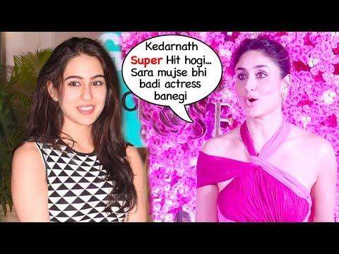 Xxx Mp4 Kareena Kapoor 39 S Reaction On Sara Ali Khan 39 S Kedarnath Trailer Will Melt Ur Heart 3gp Sex