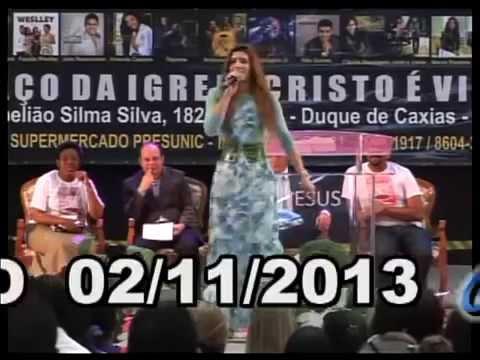 Leandra Nascimento l Um Dia Com Deus 2013