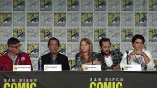 Comic Con International 2016 - Riverdale Panel