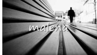 Sandi Cenov - Malena (lyrics)