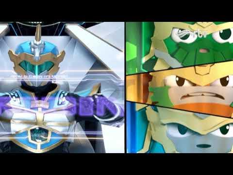 Legend Hero RTV : Serangan Double Phoenix (Episode 3)