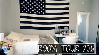 COLLEGE ROOM TOUR 2016- HOUSE EDITION!