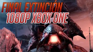 Final Extinción - Call of Duty Ghost - XBOX ONE Gameplay 1080p