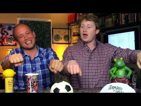 watch Annoying Things - Germany vs USA