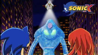 SONIC X Ep27 - Pure Chaos