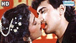 Amir Khan & Juhi Chawla Compilation - Love Love Love (1989) Romantic Scenes - Hit Hindi Movie