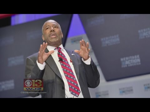 Xxx Mp4 Ben Carson S Comments Put Him In Hot Water With Muslim Group 3gp Sex