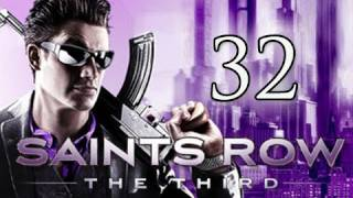 Saints Row 3 the Third Walkthrough - Part 32 3 Count Beat Down Let's Play (Gameplay/Commentary)