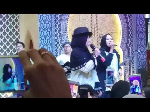 Nissa sabyan - ya jamalu live supermall karawaci tangerang