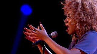 Sasha Simone performs 'Lost & Found': Knockout Performance - The Voice UK 2015 - BBC One