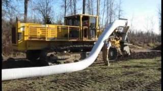 BRON 450 Drainage Plow