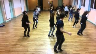 Chiki chiki - line dance