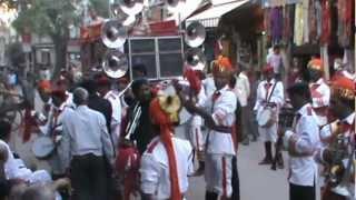 Master Band delhi in NAZAFGARH Jain procession 3