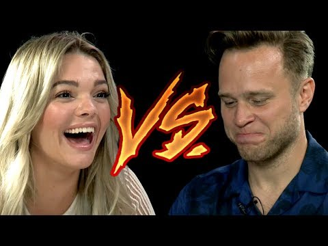 Xxx Mp4 Louisa Johnson And Olly Murs In The Hardest 39 Try Not To Laugh 39 Challenge EVER 3gp Sex