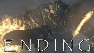 SHADOW OF THE COLOSSUS PS4 REMAKE ENDING / FINAL BOSS - Walkthrough Gameplay Part 7