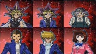 Yu-Gi-Oh Yami Yugi vs Yugi Muto vs Solomon Muto vs Joey Wheeler vs Tristan Taylor vs Tea Gardner