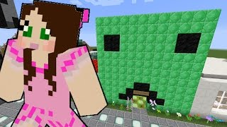 Minecraft: EPIC RACING GAMES! - POPULARMMOS THEME PARK [2]