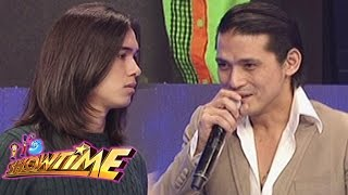 It's Showtime ToMiho: Courting 101 by Robin Padilla