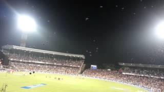IPL KKR winning Celebration in Eden gardens