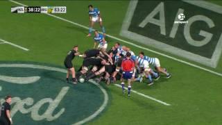 HIGHLIGHTS: All Blacks v Argentina first Test