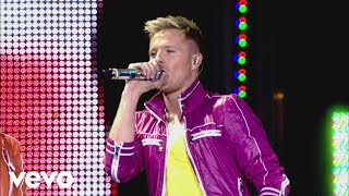 Westlife - Boys Are Back in Town (Live from The O2)