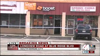 Employee killed in robbery in south KCMO