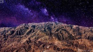 Mountain & Sky Wallpaper | Speed Art | + download link !