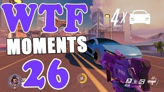 Overwatch WTF Moments Ep.26