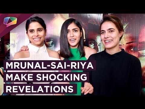 Xxx Mp4 Mrunal Thakur Sai Tamhankar Riya Sisodiya SHARE Details About Their Film Love Sonia 3gp Sex