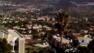 Veduta panoramica di Palermo