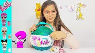 LOL SÜRPRİZ JUMBO İNCİ SERİSİ Özel Üretim LOL BÜYÜK BEBEĞİ Eğlenceli Çocuk Videosu Funny Kids Videos