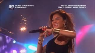 Nicole Scherzinger - Right There (Live MTV World Stage)