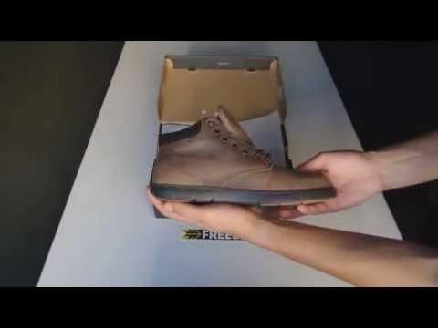 Emerica Wino Cruiser HLT X Eswic Brown Black Ayakkabı Kutu Açılımı