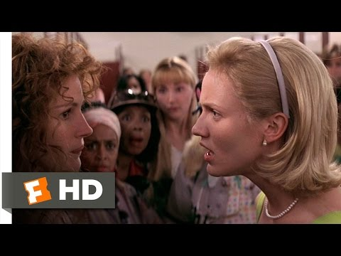 My Best Friend's Wedding (7/7) Movie CLIP - Two-Faced Big-Haired Food Critic (1997) HD
