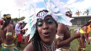 Miami Carnival Parade Of Bands 2016 Pt  2