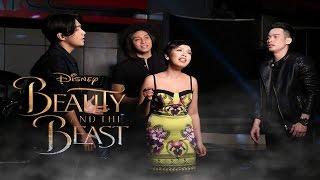 Beauty and the Beast (Cover) - JBK & Kakai Bautista (Music Video)
