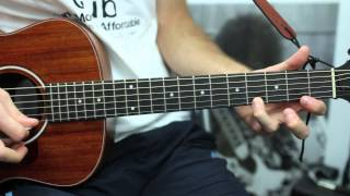 ► Payphone - Maroon 5 - Guitar Lesson (Melody) ✎ FREE Tab