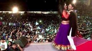Live Performance Dinesh Lal Yadav ,Aamrpali dubey | Aawa Ye Fulgena