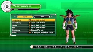 DB Xenoverse: Krillins Battle Suit! [HowToGet]