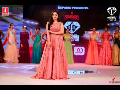 Xxx Mp4 Saniya Iyappan Indian Fashion League Season 3 Showstopper Fashion Show Espanio IFL3 3gp Sex