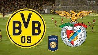 International Champions Cup 2018 - Borussia Dortmund Vs Benfica - 26/07/18 - FIFA 18