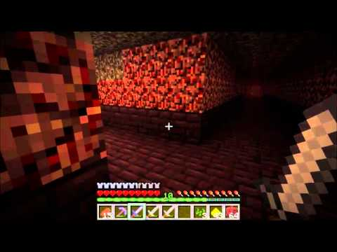 Let's Play Minecraft 246 - Nether XXX - 20% Spawnrate? Never!