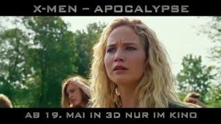 X-Men Apocalypse (2016) Trailer 3(Deutsch)