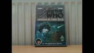Doctor Who DVD Review: Horror of Fang Rock
