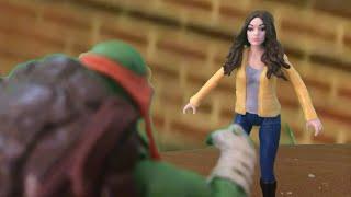 Ninja Turtles 2014 Movie Trailer Stop Motion Parody