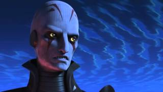 Star Wars Rebels   Kanan vs  The Inquisitor Call to Action 1080p